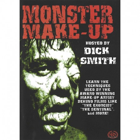 Monster Makeup hosted by Dick Smith - DVD